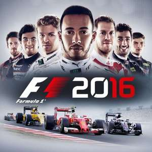 f1 2016 £14.29 with PS+ @ PSN
