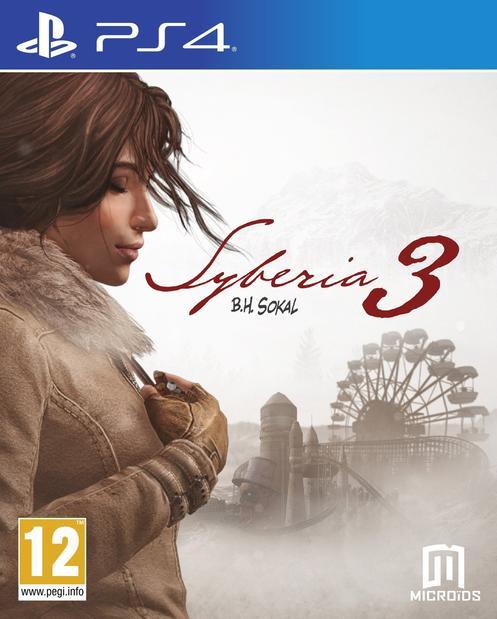 Syberia 3 PS4/Xbox One New £17.61 + £6.61 del @ Gamestop ireland