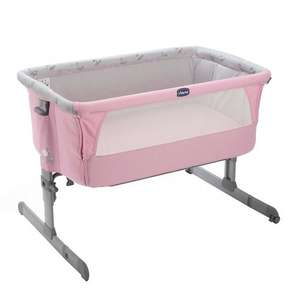 Chicco Next To Me Crib, Princess £125 John lewis clearence online