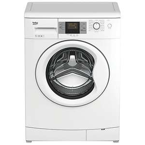 Beko WM7023W Washing Machine, 7kg Load, A+++, 1200rpm Spin £119 with code after trade in (£199 without) + 2 Year Guarantee @ John Lewis