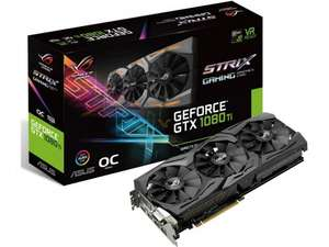 Asus ROG Strix GeForce GTX 1080TI - £799.99 @ Littlewoods