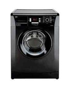 Beko WMB714422B 7kg Load, 1400 Spin Washing; Black - £209.99 @ Very
