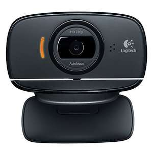 Logitech C525 HD Webcam from John Lewis. (+Std. delivery £3.50) - £22.48
