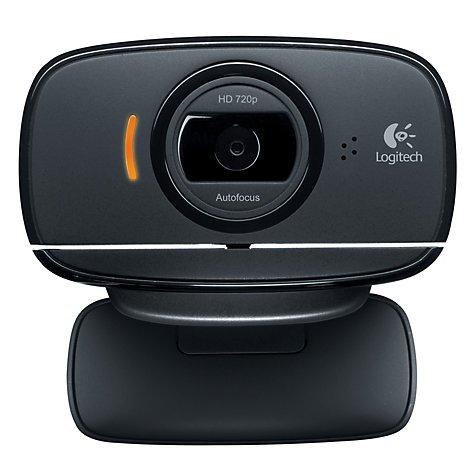 Logitech C525 HD Webcam from John Lewis. (+Std. delivery £3.50) - £22.48