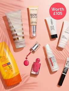 Marks and Spencer Beauty in a Box £10 wys £40 on clothing, beauty & home (worth £105) Works on sale / BOGOF as well!