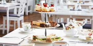 Afternoon Tea for 2 with Bubbly now just £9.50pp (based on two people) @ TravelZoo - Valid throughout summer