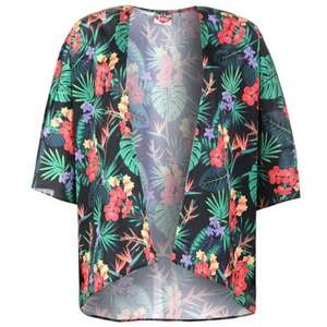 Lee Cooper Print Kimono Womens NOW £3.99 WAS £26.99 - Sports Direct (+£4.95 P&P or C&C)