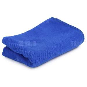 30 x 70cm Microfiber Wash Cloth Cleaning Towel 8p Delivered with code @ Gearbest