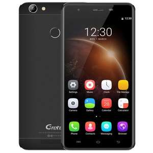 "Gretel Smartphone A6 4G 5.5"" Android phone 2gb Ram 16gb Rom + metal body £59.07 @ Aliexpress"