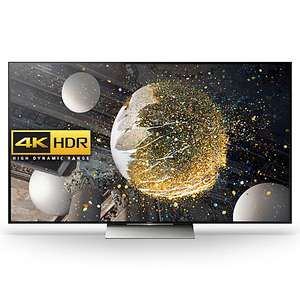 "Sony Bravia 65XD9305 LED HDR 4K Ultra HD 3D Android TV, 65"" With Youview/Freeview HD & Floating Style Design £1329.95 @ John lewis"