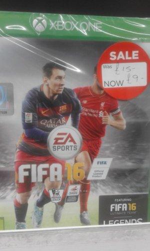 FIFA 16 for Xbox One - £9 at ASDA - Great Barr, Birmingham