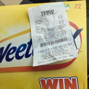 £3.81 for 72pk weetabix ! @ TESCO !! - Ludlow