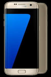Samsung Galaxy S7 edge Gold - £30 Essential 30GB + AYCE Min (24mths) £720 @ Buymobiles