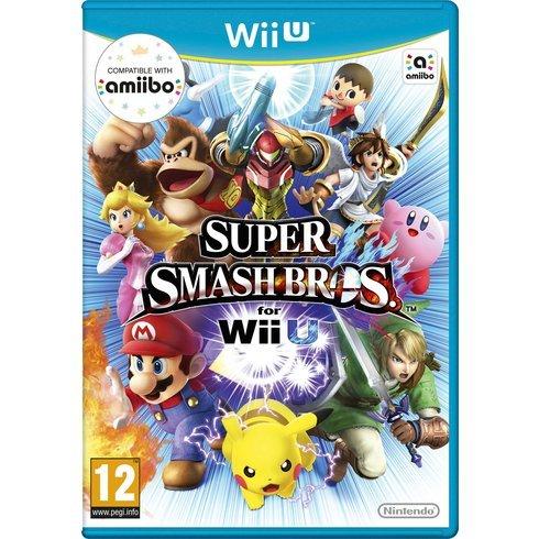Super Smash Bros Wii U £15.00 at Smyths Toys