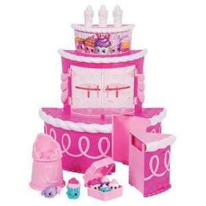Shopkins reductions including season 7 £12.50 at John Lewis-includes playsets and Shoppies Dolls