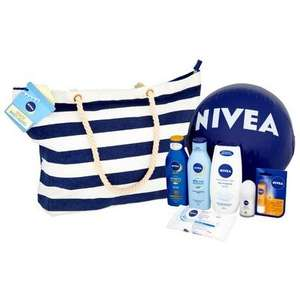 Nivea Beach, must have bag from £11 using code (£14.99 free c&c) @ Lloyds Pharmacy
