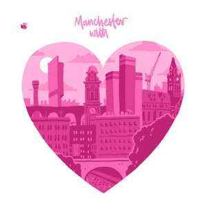 Manchester With Love 226 Track Compilation ONLY £10 @ bandcamp.com