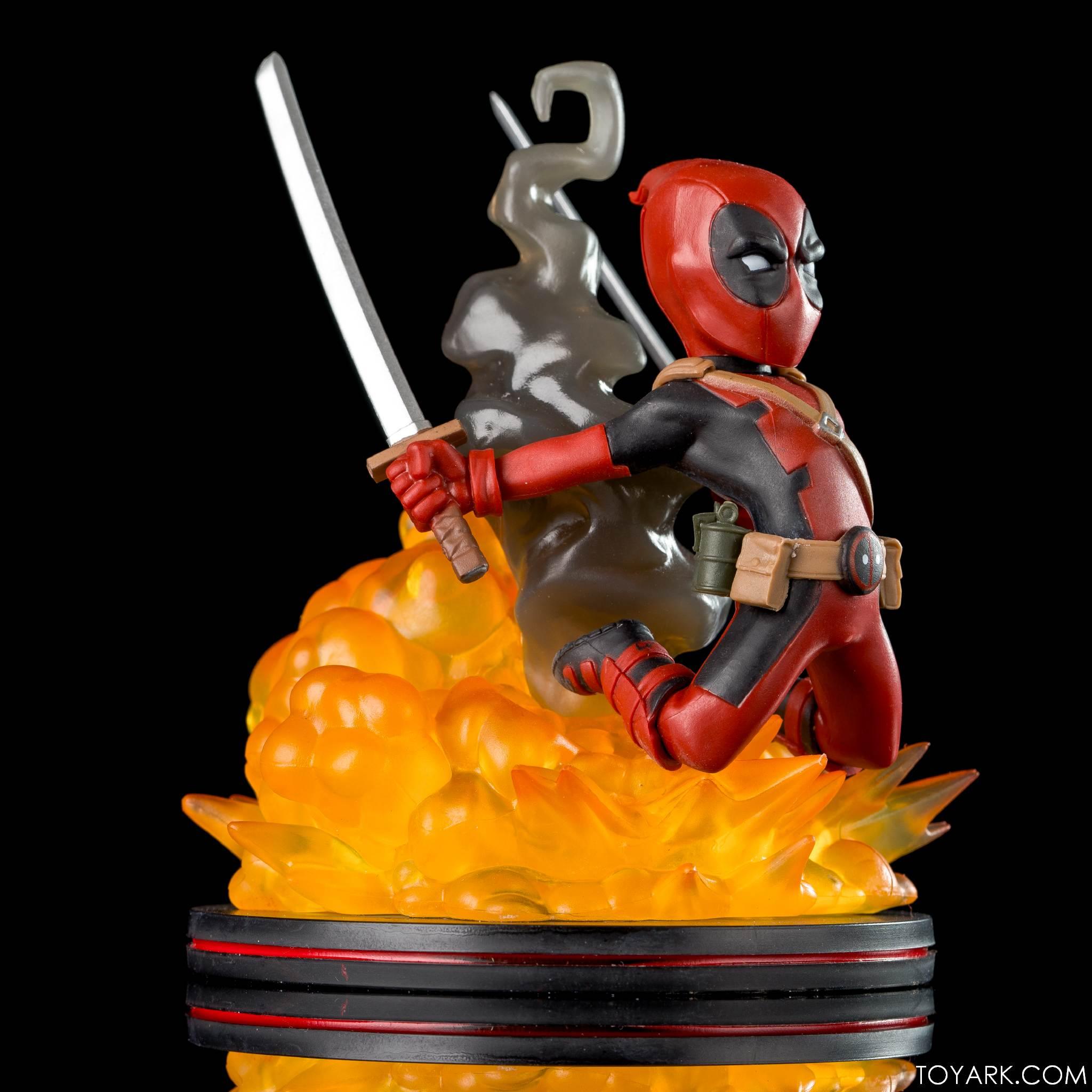 Deadpool Q Fig £4.99 @ B&M