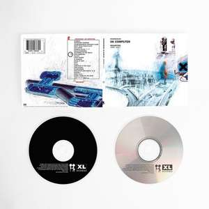 Radiohead - OK COMPUTER OKNOTOK 1997 - 2017 Deluxe Edition, Double CD, Extra tracks (Released 23/06/2017) £8.99 delivered @ Base