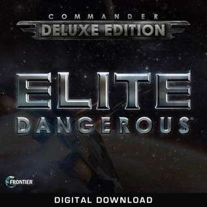 Elite Dangerous: CMDR Deluxe Edition PC £23.19 @ Frontier Developments