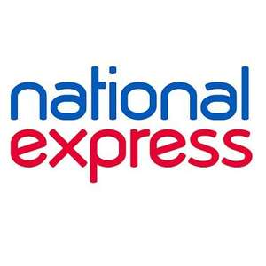 20% off National Express through link