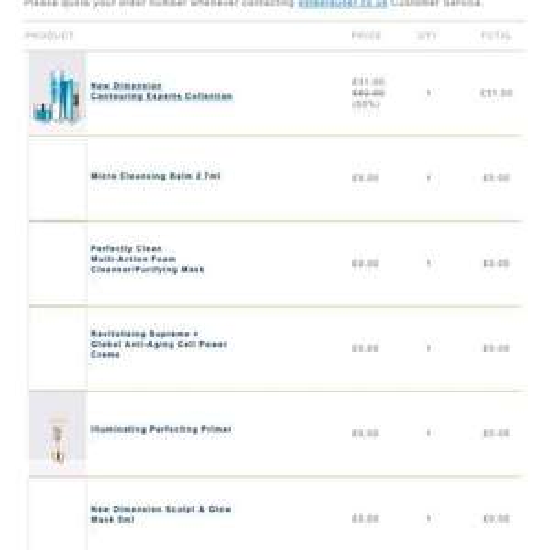 Estée Lauder New Dimension Contouring Kit Half Price - Now £31
