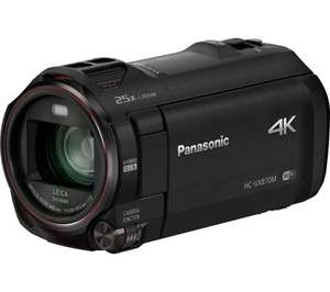 PANASONIC HC-VX870EB-K 4k Camcorder £399 - Poss' £50 cashback - collect instore only @ Currys - Now Expired
