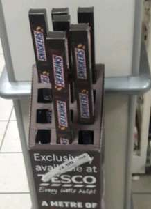 1 Metre Snickers Bar 480G £2 @ Tesco George Street CR0