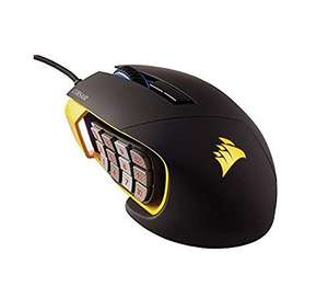 Corsair Gaming CH-9000091-EU SCIMITAR Multi-Colour RGB Backlit Performance, £44.89 from amazon