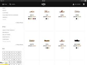 Ugg summer sale now up to 50% off