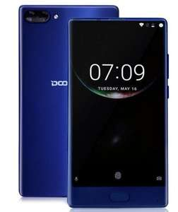 DOOGEE MIX 5.5 Inch Android 7.0 4GB RAM 64GB ROM Helio P25 Octa-Core 2.5GHz 4G Smartphone £137.76 at banggood