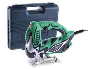 Hitachi 720W 230V 4 Stage Orbital Action Jigsaw CJ110MV/J1 £50 delivered @ B&Q