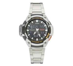 Casio Sport Men's Twin Sensor Combi Bracelet Watch £49.99 at Argos