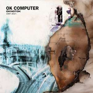 Radiohead OKNOTOK MP3 £4.99 at 7 Digital
