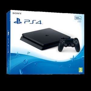 Playstation 4 Slim 500GB with game £199.85 @ ShopTo