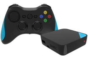EMTEC GEM Box Starter Pack (Console Plus Gamepad) - £19.99 - Game (Plus 1 Month's Gamefly Streaming Sub)