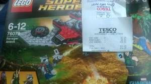 LEGO Guardians of the Galaxy vol 2 ravager attack £10.00 tesco instore haverfordwest