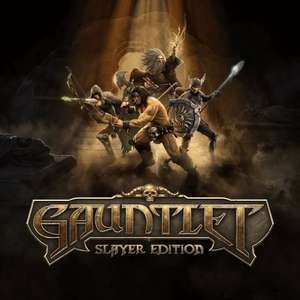 Gauntlet - Slayer Edition (On Steam) - £3.74