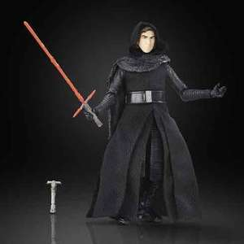 "Star Wars Black Series 6"" Kylo Ren - £5 instore / c+c @ Smyths Toys"