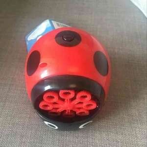 ladybird bubble machine £3.75 @ Tesco Groceries