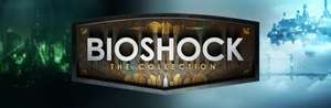 Bioshock Collection PC £9.99 @ Steam