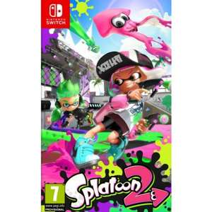 Splatoon 2 Nintendo Switch (£39.55 - The Game Collection)