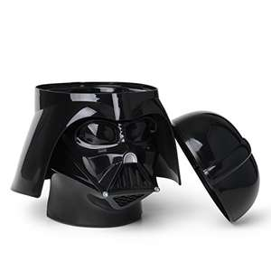 Star Wars Storage Darth Vader Head at Amazon for £13 (Prime or add £2.99)