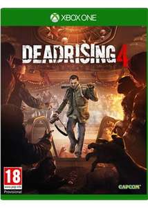 dead rising 4 xbox one - £15.85 delivered @ Base