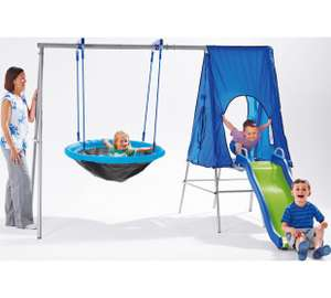 Chad Valley Large Multiplay - Climb, Slide, Hide and Swing now £87.99 at Argos