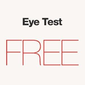Vision Express Free eye test