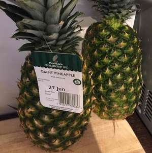 QUICK Morrisons pineapple glitch! 2 large pineapples scanning for 30p!!!!!!!