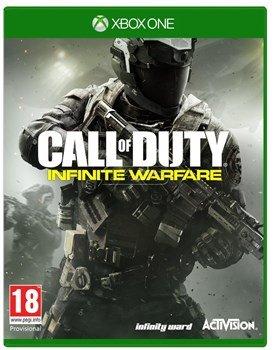 Call Of Duty Infinite Warfare Steelbook Edition XBO £7.99 Student Computers