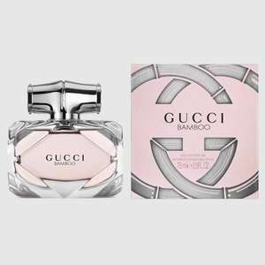 Gucci bamboo £68 with free Gucci mascara @ The Fragrance Shop