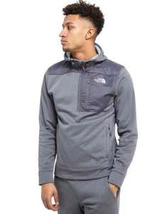 north face mittellegi 1/4 zip. all sizes £50 @ JD Sports